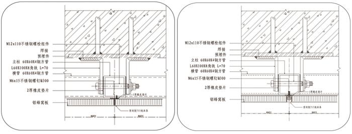 安装结构图展示