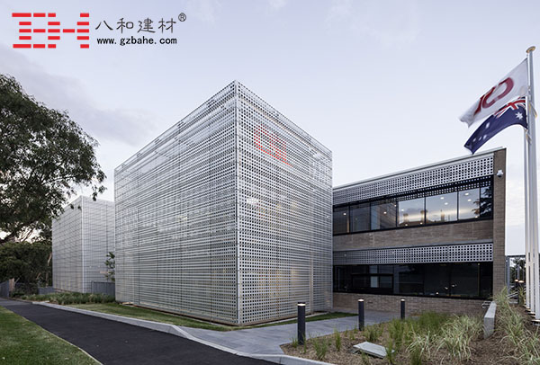 世界建筑文化之旅 澳大利亚CSL全球总公司