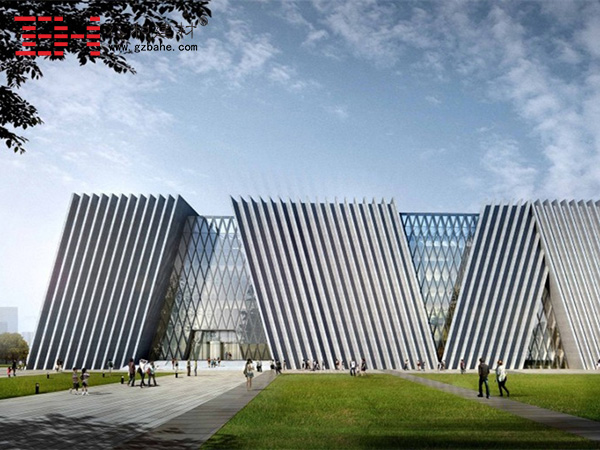 World Architecture Culture Tour - Taiyuan Library
