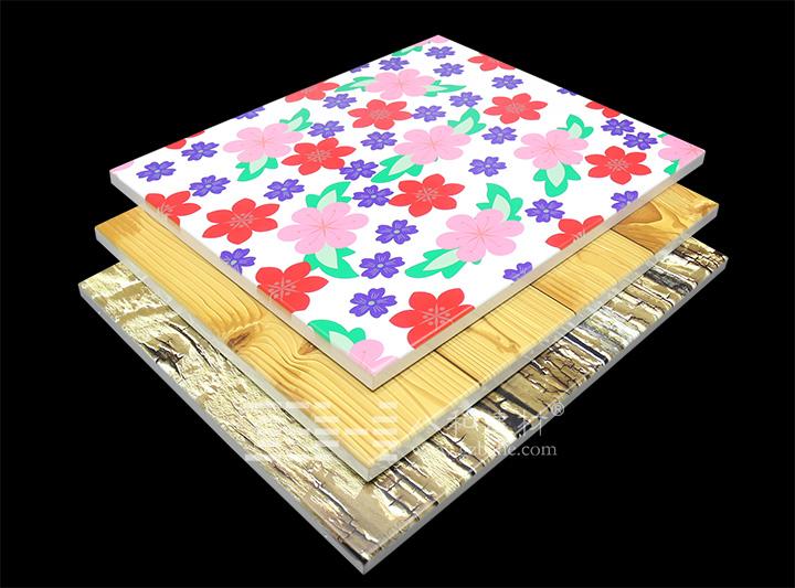 印花铝单板_花纹转印铝单板 - 八和建材 厂家定制