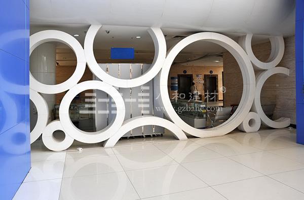 绵阳中心医院 - 造型铝单板所拼成的环3