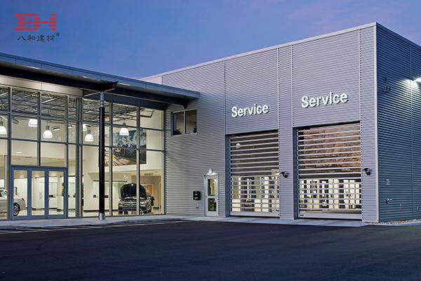 Automotive 4S Shop High-Quality Design Case Show