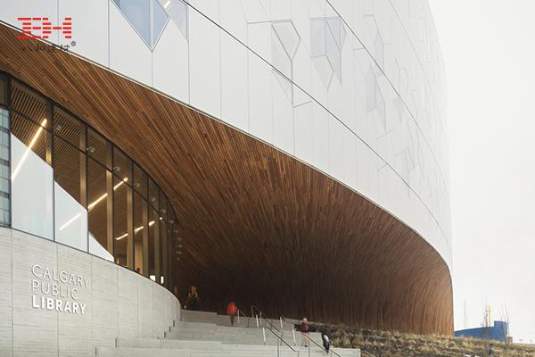造型铝单板装饰卡尔加里中央图书馆建筑外墙002.jpg