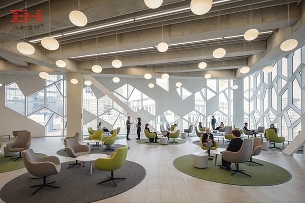造型铝单板装饰卡尔加里中央图书馆建筑外墙004.jpg
