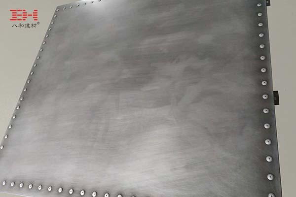八和建材做旧铝单板