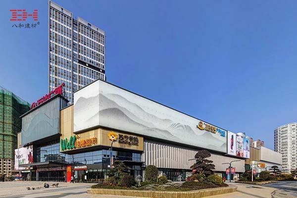 购物中心案例:怀化万达广场