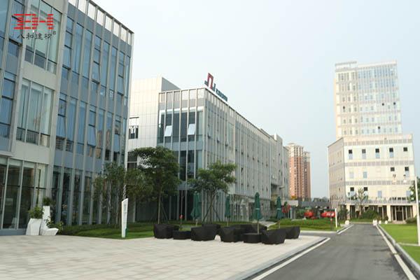 富士康科技小镇办公楼