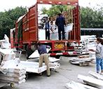 铝单板装车运输