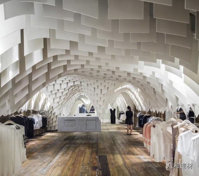世界建筑文化之旅 重庆s.n.d时尚店