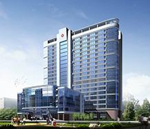 医院工程案例-常州市第一人民医院门急诊大楼