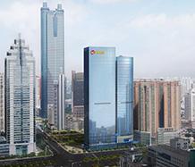 办公楼案例-深圳鸿隆世纪广场