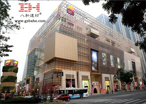 国内一线铝单板品牌:乐思龙、金霸、八和建材、浦菲尔、志高、芝加哥