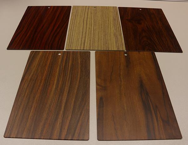 个性独特的仿木纹铝单板由八和建材定制