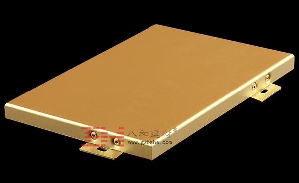 【金色】氟碳铝单板幕墙鲜艳颜色的首选