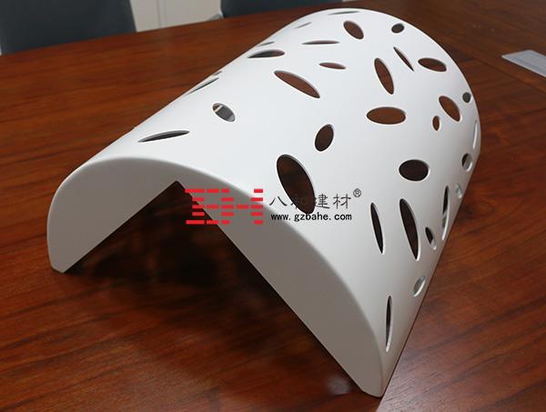 铝单板厂家定制别致的镂空雕花铝单板