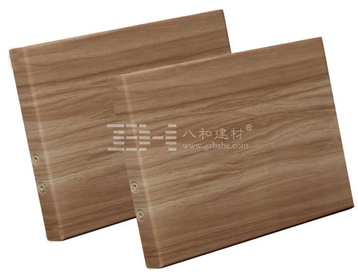高端仿木纹铝单板优点及采购注意事项