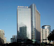 办公楼案例-上海浦发银行大厦
