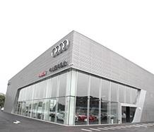 汽车4S店案例-中山庆丰奥达4S店