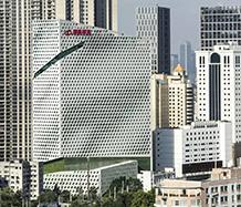 办公楼项目-广州天伦控股大厦