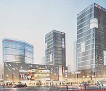 办公楼案例-保利中山市港口办公楼