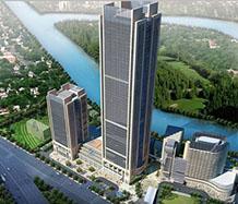 办公楼案例-安徽国际金融中心