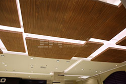 木纹铝单板上的木纹热转印工艺