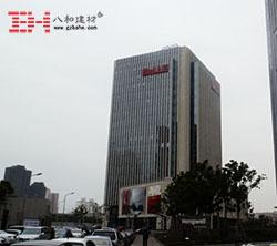深圳市百丽大厦木纹铝单板独家供应