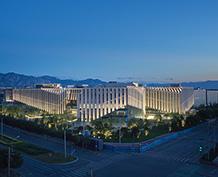 文化中心案例-北京北部文化中心