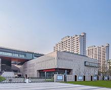 文化中心案例-上海外高桥文化艺术中心