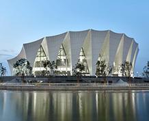体育馆案例-上海东方体育中心