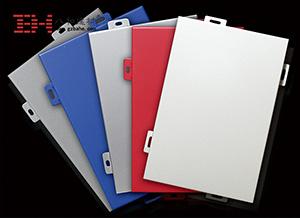 氟碳漆铝单板与聚酯粉末铝单板的区别?