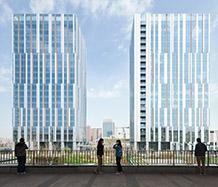 办公楼案例-西安高新区环普科技产业园