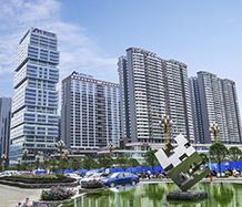 购物中心案例-贵州兴义梦乐城