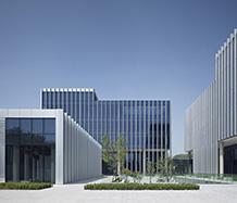 办公楼案例-北京嘉铭东枫产业园