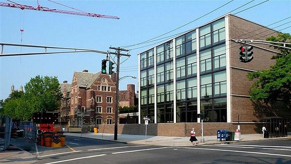 AD经典:耶鲁大学美术馆建筑设计