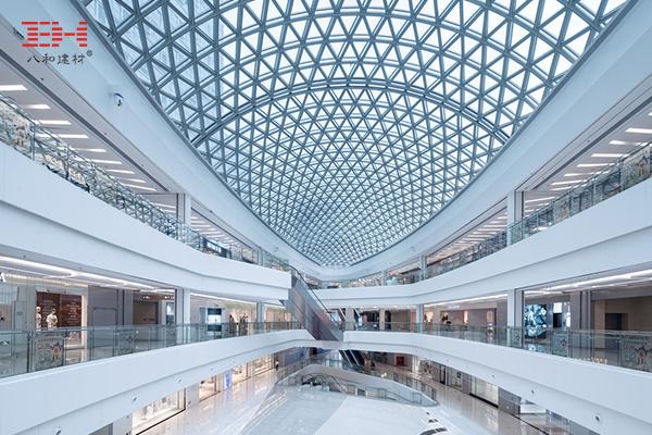 案例欣赏:绍兴CTC购物中心