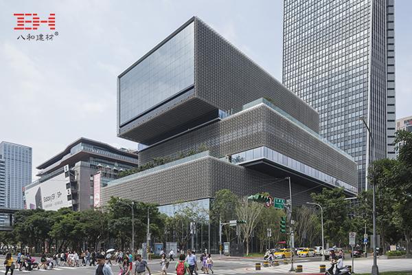 案例欣赏:台北南山广场