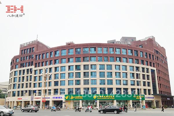八和建材 南昌城区外观改造项目顺利完成