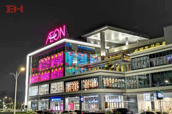 购物中心案例:金沙永旺