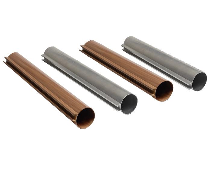O型铝圆管