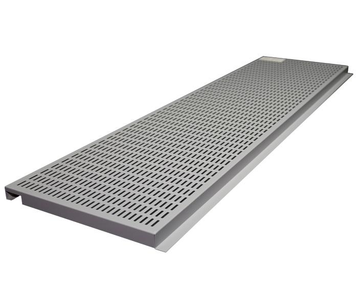 勾搭式铝天花板