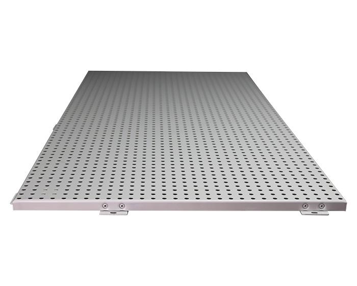 冲孔铝单板吊顶