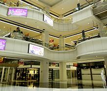 购物中心中庭护栏铝单板