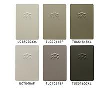 氟碳色板 - PPG系列5