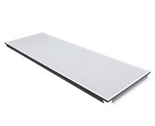 组合勾搭式铝天花板