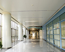 医院通道天花吊顶