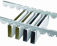 U型铝方通配件