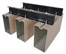型材铝方通配件