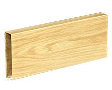 木纹铝方通