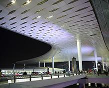 机场铝单板吊顶